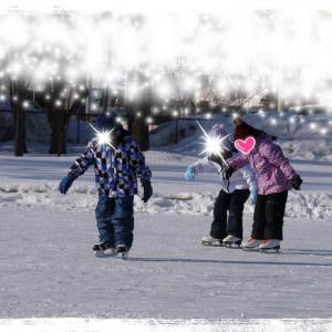 2702  スケート♡