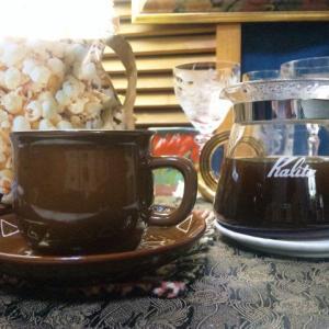 丑三つ時カフェ★「ポップコーン」