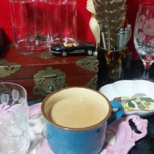 モーニングカフェ〇「一茶忌」