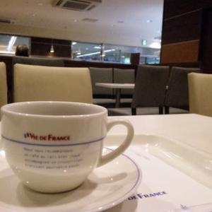 今日のソトカフェ『布施・ヴィ・ド・フランス』