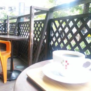 ソトカフェ「上六・チャオプレッソ」