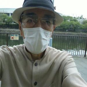 大阪城公園を歩く