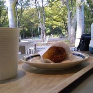 ソトカフェ・大阪城公園、「R・Baker」