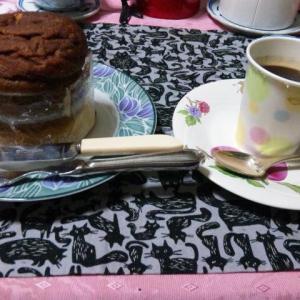 ミッドナイトカフェ★「パンケーキ、ドラム」