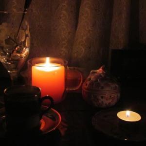トワイライト・十三夜の月見カフェ