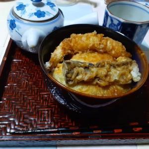 トワイライト・ランチ「天丼」