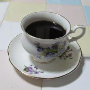 モーニングカフェ〇「苦~い・ブラック」