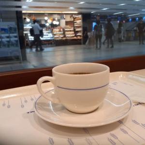 今日のソトカフェ「布施・ヴィ・ド・フランス」