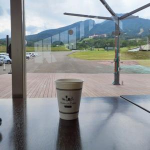 今日のソトカフェ赤倉温泉