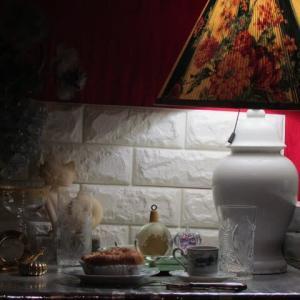 丑三つ時カフェ・チェリー&イチジクのチーズデニッシュ