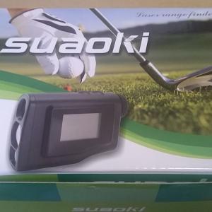 SUAOKI レーザーレンジファインダーを購入