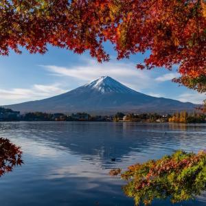18/Nov 紅葉と富士五湖巡りの旅 前半
