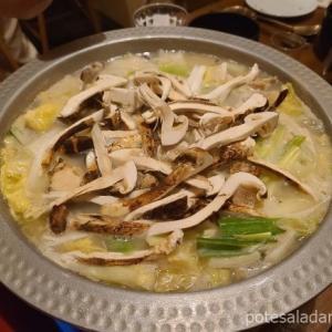 阿佐ヶ谷「HAN COOK」で久しぶりにシャンパンマッコリと絶品韓国料理と焼酎13本