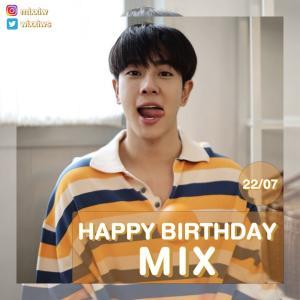Mix誕生日🎂💐