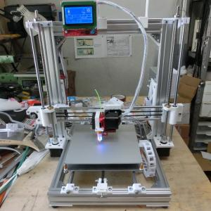 3Dプリンタ 2号機 Anet A8 Orbiter direct drive extruder with BL-T