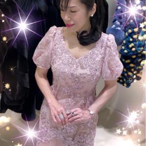 ★【えり姫さま】まさに姫さま!ピンクのロングドレス♡