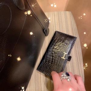 ★エルメスでお買い物♡@西武百貨店さんにて。