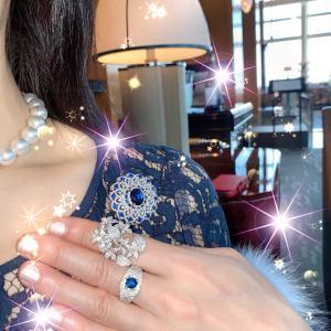 ★【40代月給30万円UP↑】えり姫さま♡新しくお迎えしたジュエリーをお披露目。