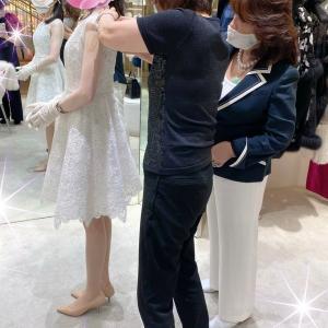 ★【K姫さま♡皇室御用達にてドレスオーダー】