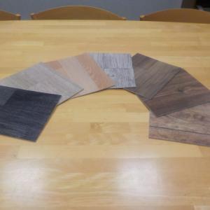 【こんな商品あったんだ!!】これから流行るトレンド!?「第3の床材」 メイド イン フランスの品質と機能と美しさ…の施工例!!