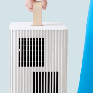 【こんな商品あったんだ!!】ポータブル冷風機!? 違います!!世界のダイキンが本気で造った持ち運べるガチの本格エアコンです!?