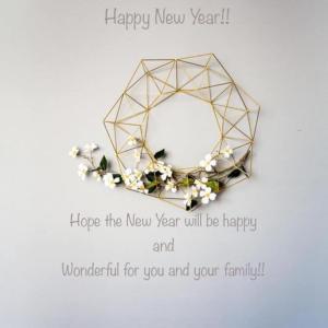 """""""新年"""" あけましておめでとうございます!!"""