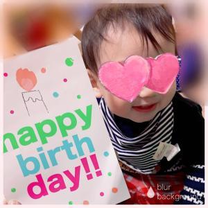 ぷくりん君の誕生日祝い♡(12月)