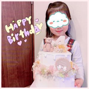 ぷりんちゃんのお誕生日♡