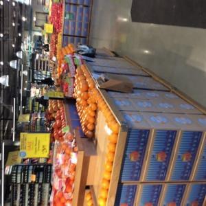 アメリカのオレンジたち