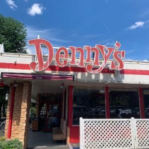 デニーズ 天満通店の「日替りランチ」