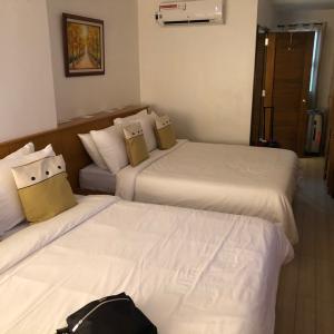 海外の田舎のホテルは、こんなもん^^;