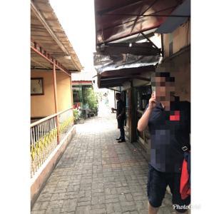またポリスに狙われた!喫煙のやり方、フィリピン編(笑)