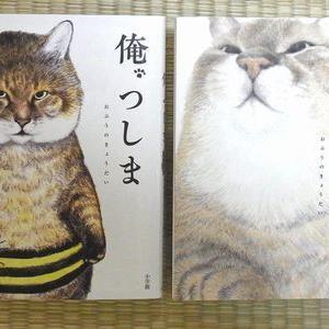 読書の秋・猫の本