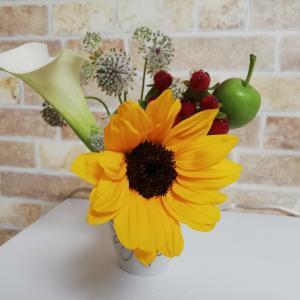 花の癒し効果:○○を抑えるという研究結果&毎週お花が届く♪♪