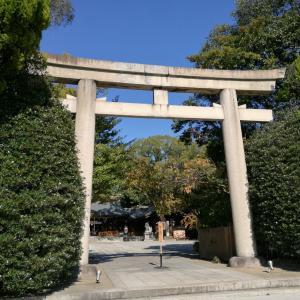 姫路城近辺で御朱印集め