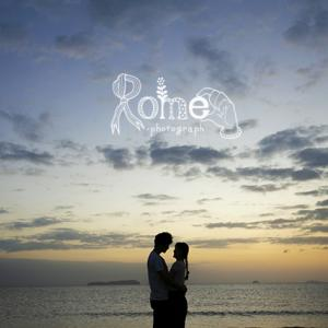 《父母ヶ浜海水浴場》四国のウユニ塩湖でサンセットとカップルフォト撮影