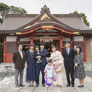 《七五三》稲毛浅間神社(千葉県千葉市)で七五三写真撮影!!