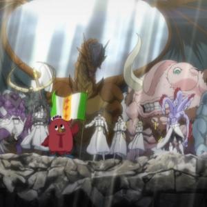 かつて神だった獣たちへ 第1話 「かつて神だった獣たちへ」