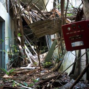 「壁一枚向こうのカタストロフィ」実はまだあった府中米軍基地跡に行って来たよ!.5
