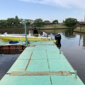 2021/04/25 プライベート舟DE釣り