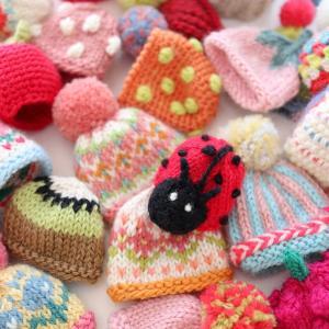 【動画あり】BigKnit 用の小さな帽子の編み方を、はじめてさんでも編めるように解説しました