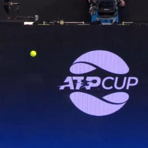 ATPカップのドロー発表!日本はロシア、アルゼンチンと同組!