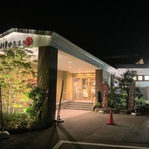 川中島温泉テルメDOME(長野市川中島町今井)