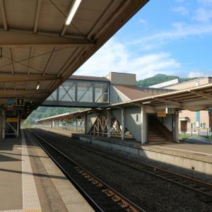 長万部駅周辺をぶらり散策。【初北海道の旅6】