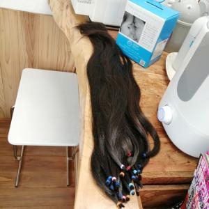 髪の毛寄付 / ヘアドネーション