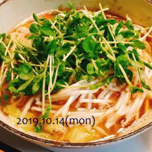 2日目のラーメン鍋