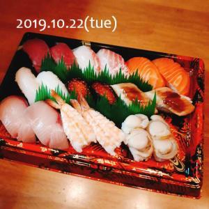 ラーメン鍋とお寿司