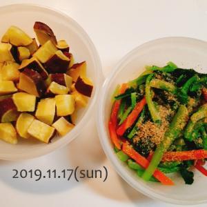 ラーメン鍋と常備菜