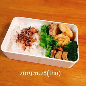 詰めただけ 天ぷら弁当