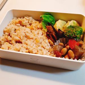 12月5日のお弁当 冷凍食品あさり筍ピラフ